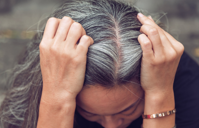 Stress can turn hair gray -- and it's reversible, researchers find